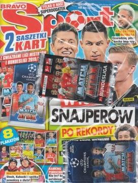 BRAVO Sport 4/2020 + 2 саше с картами доставка товаров из Польши и Allegro на русском