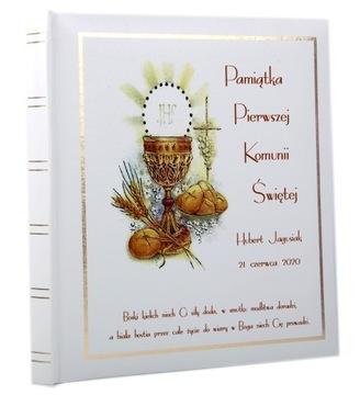 Альбом для фото И Причащения Персонализация доставка товаров из Польши и Allegro на русском
