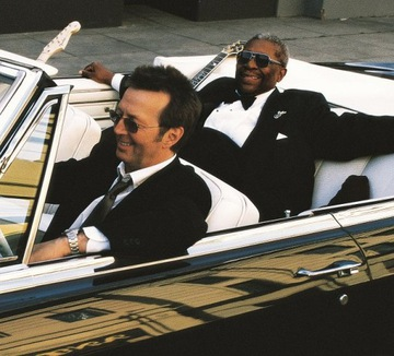 B. B. KING, CLAPTON Riding With The King CD доставка товаров из Польши и Allegro на русском