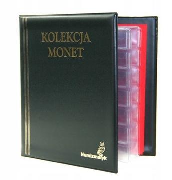 KLASER ALBUM NA 200 MONET 2zł, 5zł 2 euro OKAZJA доставка товаров из Польши и Allegro на русском