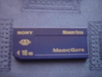 Karta pamięci Sony Memory STICK 16MB доставка товаров из Польши и Allegro на русском