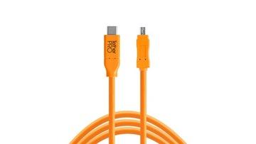 TETHER TOOLS kabel USBC-2.0USB Mini-B 8Pin CUC2615 доставка товаров из Польши и Allegro на русском