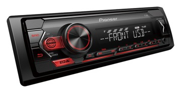 PIONEER MVH-S100UB RADIO SAMOCHODOWE MP3 FLAC USB доставка товаров из Польши и Allegro на русском