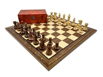 Шахматы - серия GAMBIT OF THE QUEEN'S DEEP в коробке, кейс 28 ЭЛЕМЕНТОВ доставка товаров из Польши и Allegro на русском