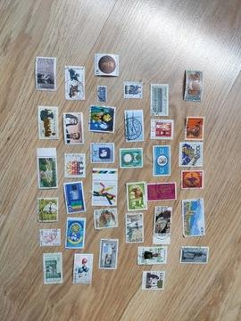 Почтовые марки Германии 37 штук  доставка товаров из Польши и Allegro на русском