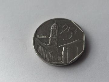 [8525] Куба 25 сентаво 1994 года. ст. 2- доставка товаров из Польши и Allegro на русском
