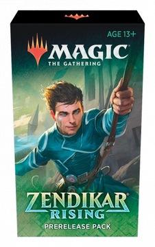 MTG: Zendikar Rising Prerelease Pack доставка товаров из Польши и Allegro на русском