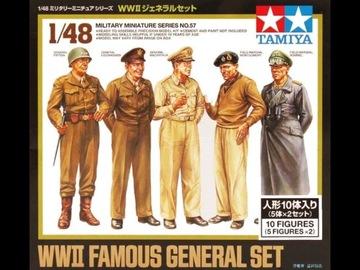 1/48 второй мировой войны Famous General Set Tamiya 32557 доставка товаров из Польши и Allegro на русском