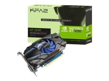 Видеокарта KFA2 GeForce GT 1030 2 ГБ GDDR5 доставка товаров из Польши и Allegro на русском
