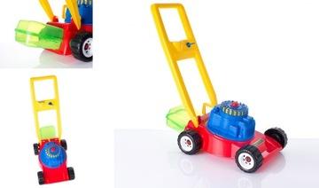 Большая газонокосилка с корзиной для детей звук PL доставка товаров из Польши и Allegro на русском