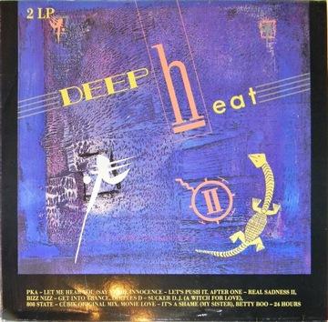 Deep Heat II 1991 SKŁ. 2x12'' 808 State KLF Seal доставка товаров из Польши и Allegro на русском