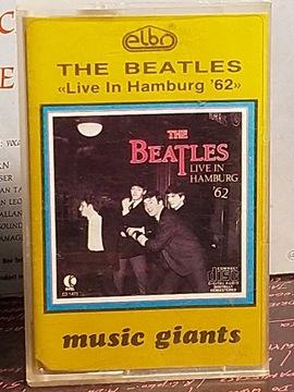 THE BEATLES - ЖИТЬ В ГАМБУРГЕ '62 - MC  доставка товаров из Польши и Allegro на русском