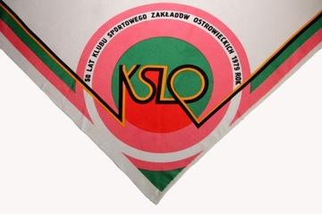 Chusta 50 lat KSZO Ostrowiec 1979 r. доставка товаров из Польши и Allegro на русском