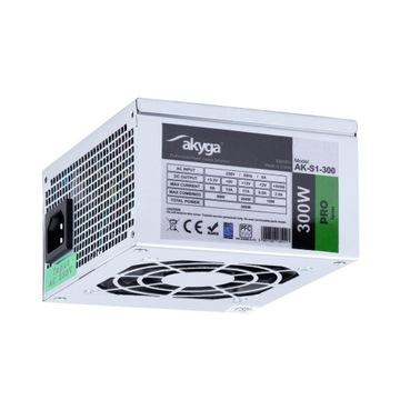 Akyga АК-S1-300 блок Питания SFX 300W P4 FAN PPFC 12см доставка товаров из Польши и Allegro на русском
