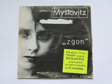 MYSLOVITZ Zgon CD SINGIEL доставка товаров из Польши и Allegro на русском