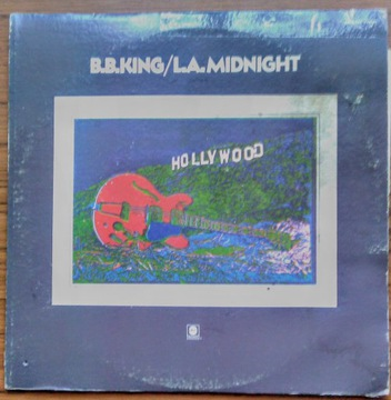 B. B. KING - L. A. Midnight 1st US Pr G+ Lp доставка товаров из Польши и Allegro на русском