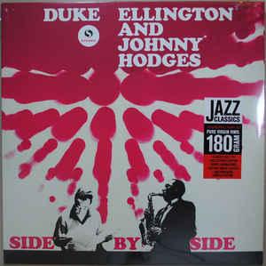Johnny Hodges Duke Ellington Side By Side LP доставка товаров из Польши и Allegro на русском