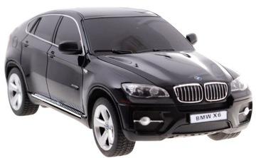 SAMOCHÓD ZDALNIE STEROWANY BMW X6 AUTO RC + PILOT доставка товаров из Польши и Allegro на русском