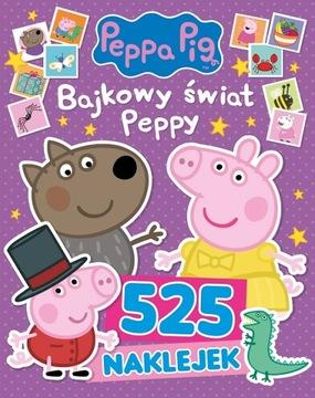 Peppa Pig 525 Наклейки Наклейки Пепа Загадки доставка товаров из Польши и Allegro на русском