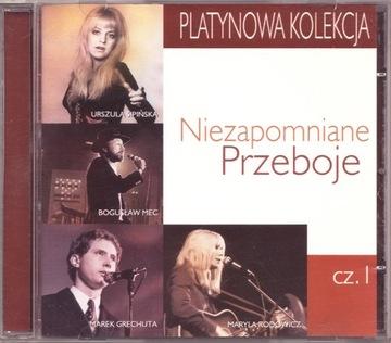NIEZAPOMNIANE PRZEBOJE CZ. I, V/A [CD] доставка товаров из Польши и Allegro на русском