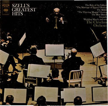 The Cleveland Orchestra George Szell Greatest Hits доставка товаров из Польши и Allegro на русском