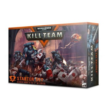 Warhammer 40000 Kill Team Starter Set доставка товаров из Польши и Allegro на русском