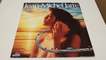 JEAN MICHEL JARRE - LP 5689 доставка товаров из Польши и Allegro на русском