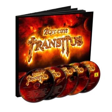 AYREON Transitus 4CD+DVD доставка товаров из Польши и Allegro на русском