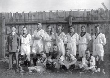 Открытка - 25.05.1924 ŁKS Система доставка товаров из Польши и Allegro на русском