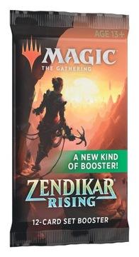 Magic The Gathering Zendikar Rising Set Booster доставка товаров из Польши и Allegro на русском