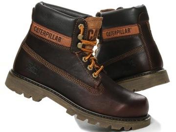 Мужская зимняя обувь Caterpillar Colorado P717694 доставка товаров из Польши и Allegro на русском