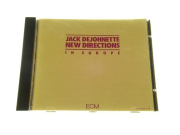 JACK DEJOHNETTE NEW DIRECTIONS - IN EUROPE доставка товаров из Польши и Allegro на русском
