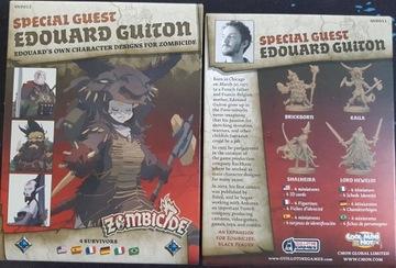 Zombicide Special Guest Box Edouard Guiton доставка товаров из Польши и Allegro на русском