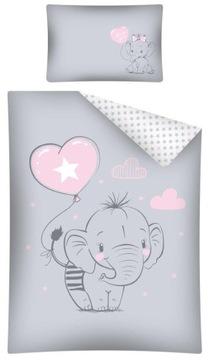 Постельное БЕЛЬЕ для кроватки для грудных детей 100x135 СОВА СОВА доставка товаров из Польши и Allegro на русском