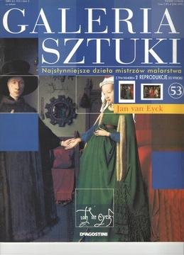 Galeria sztuki Jan van Eyck tom 53+ reprodukcja доставка товаров из Польши и Allegro на русском
