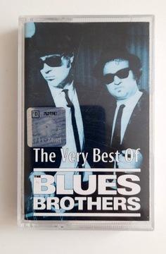THE BLUES BROTHERS THE VERY BEST OF kaseta audio доставка товаров из Польши и Allegro на русском