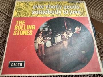 Rolling Stones Everybody Needs Somebody To Love доставка товаров из Польши и Allegro на русском