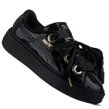 Женская обувь Puma Платформ Kiss Патент 366012 01 доставка товаров из Польши и Allegro на русском