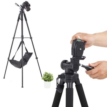 Штатив ВИДЕО 180см! ВЫСОКИЙ камера камера телефон доставка товаров из Польши и Allegro на русском