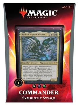 Талия Commander 2020 MtG Magic Symbiotic Swarm доставка товаров из Польши и Allegro на русском