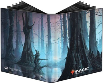 Klaser Pro Binder Unstable Swamp A4 na karty MtG доставка товаров из Польши и Allegro на русском