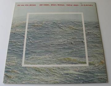 Don Cherry - Old And New Dreams (LP) GER ECM ex++ доставка товаров из Польши и Allegro на русском