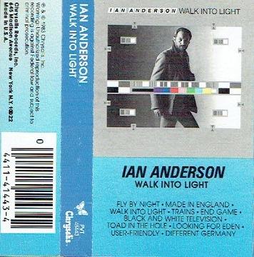 Ian Anderson Walk Into Light /MC доставка товаров из Польши и Allegro на русском