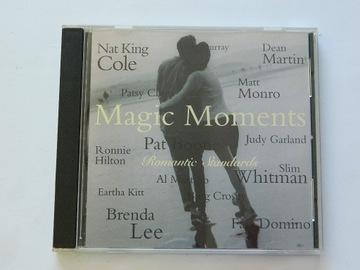 Magic Moments Romantic Standards CD доставка товаров из Польши и Allegro на русском