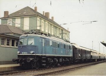 LOKOMOTYWA - 119 001-6 - NIEMCY доставка товаров из Польши и Allegro на русском