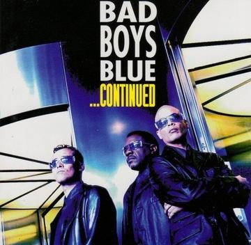 BAD BOYS BLUE: CONTINUED (CD BM 150) СОСТОЯНИЕ ОЧ. доставка товаров из Польши и Allegro на русском