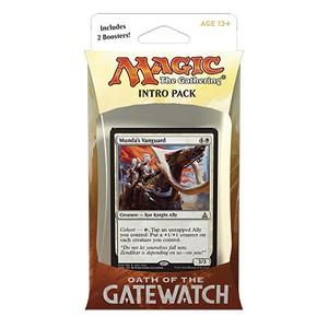 MtG: Присяги of the Gatewatch: Intro Pack (White) доставка товаров из Польши и Allegro на русском