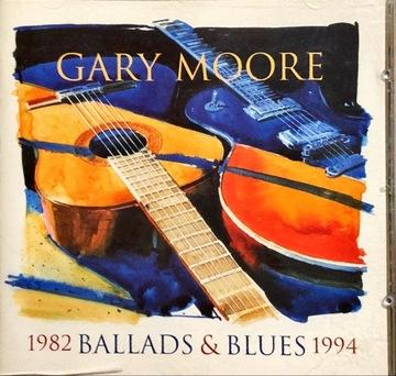 CD GARY MOORE BALLANDS & BLUES доставка товаров из Польши и Allegro на русском
