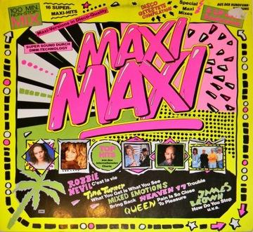 Maxi Maxi 1987 SKŁ 2x12'' Sandra Queen Fun Fun доставка товаров из Польши и Allegro на русском