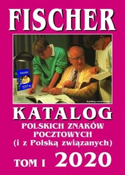 Katalog znaczków Fischer 2020 Nowy Warszawa доставка товаров из Польши и Allegro на русском